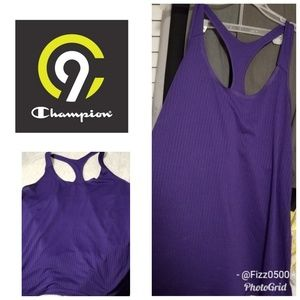 Plus size Champion athletic tank top